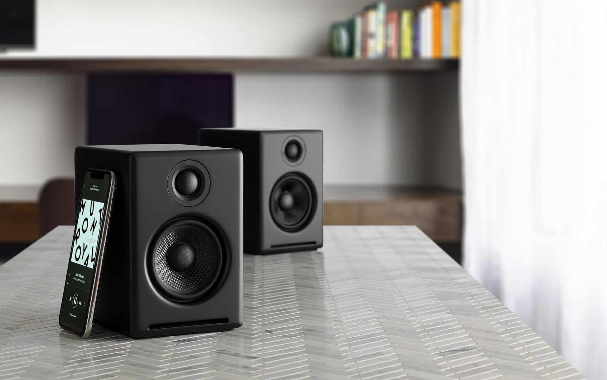 Audioengine A2+ Wireless Speakers - Review