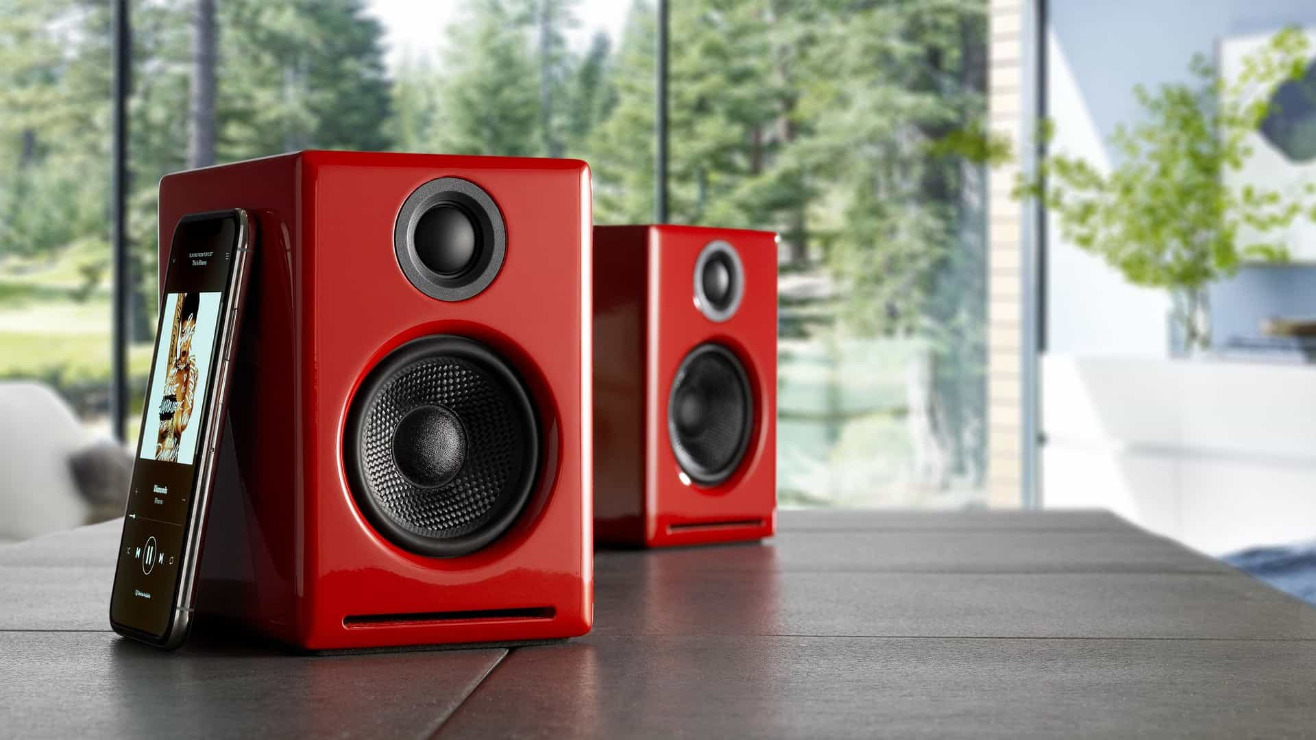 Audioengine's A2+ Wireless Desktop Speakers Talk Louder Than You Think