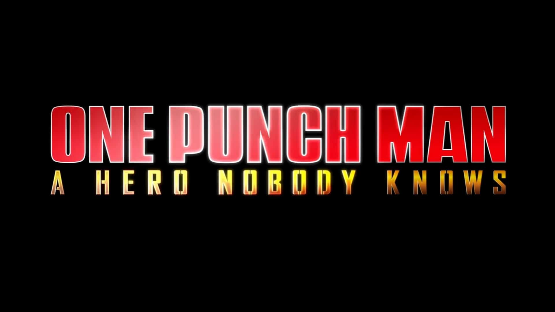 One Punch Man: A Hero Nobody Knows Punches His Way To Playstation 4, Xbox One & PC
