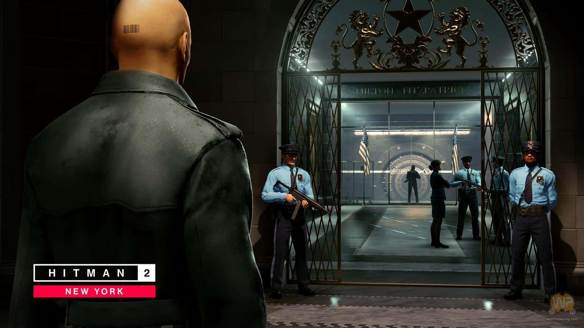 New Hitman 2 Trailer Showcases First Expansion Pass Location – New York