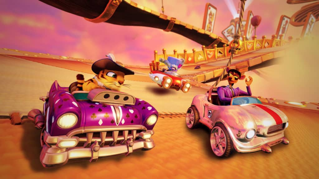 Crash Team Racing Nitro-Fueled Keeps Foot On The Gas Post
