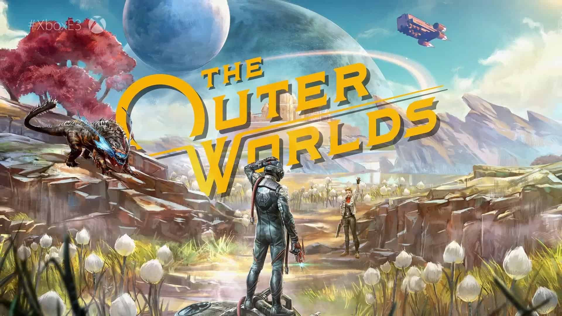 The Outer Worlds Launching October 25 2019 For Xbox One, PlayStation 4 And PC