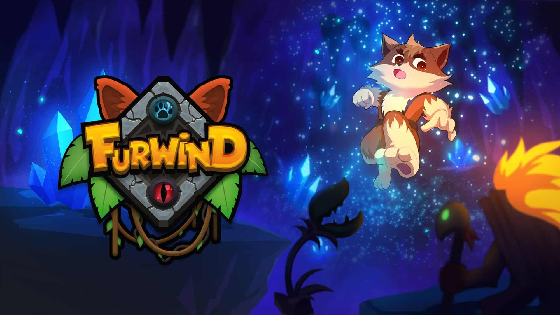 Furwind – Available Now For PS4, PSVITA And Nintendo Switch