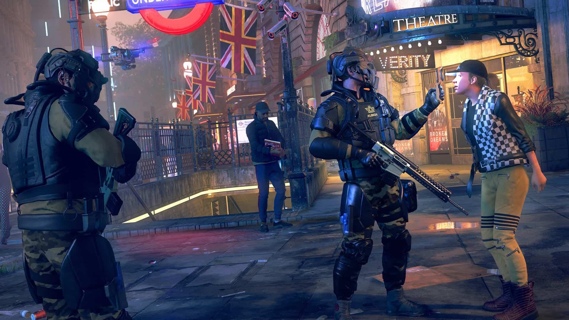 GAMEPLAY: Ubisoft Announces Watch Dogs: Legion