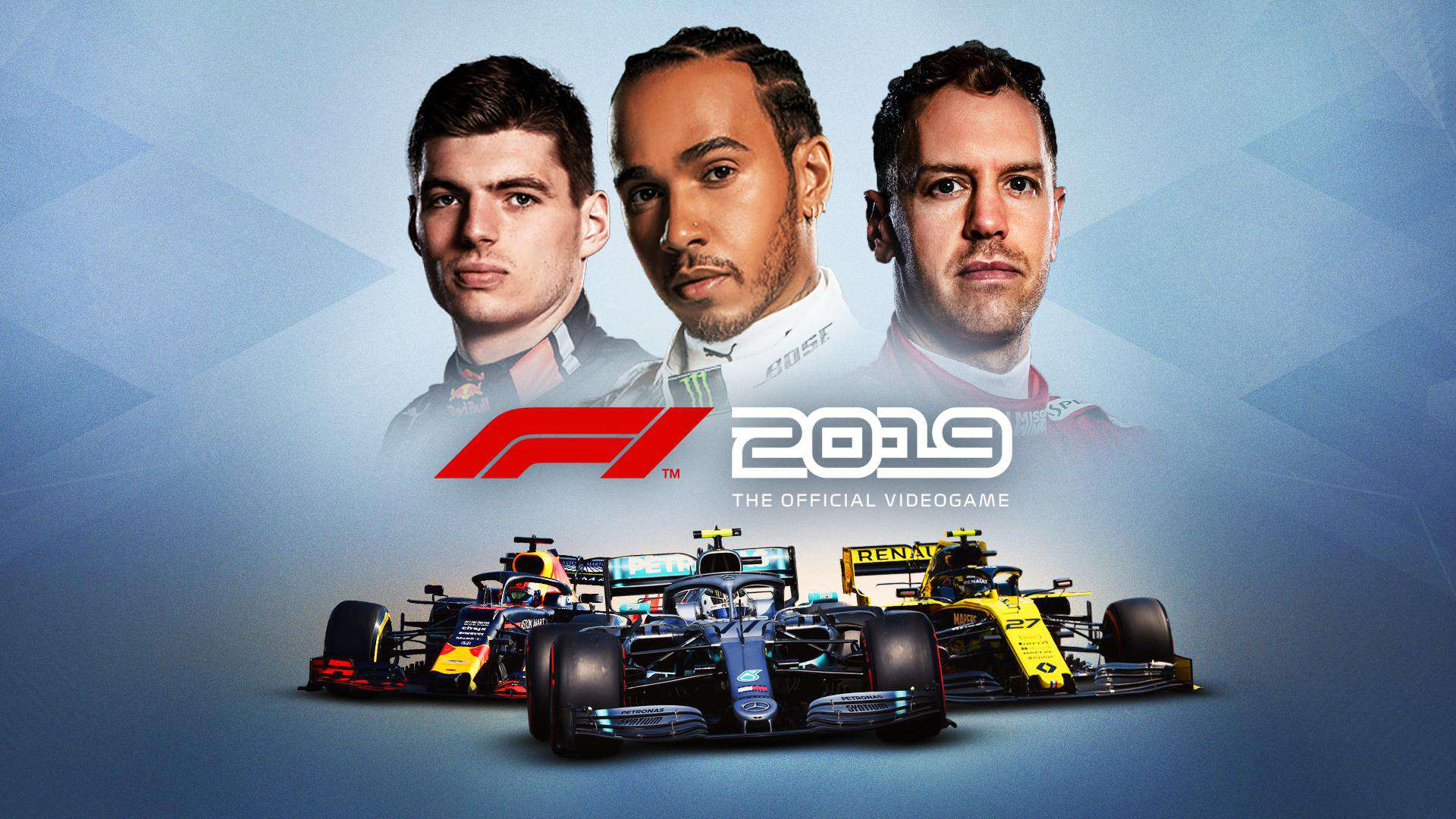 Rise Up Against Your Rivals In F1 2019 – Out Now