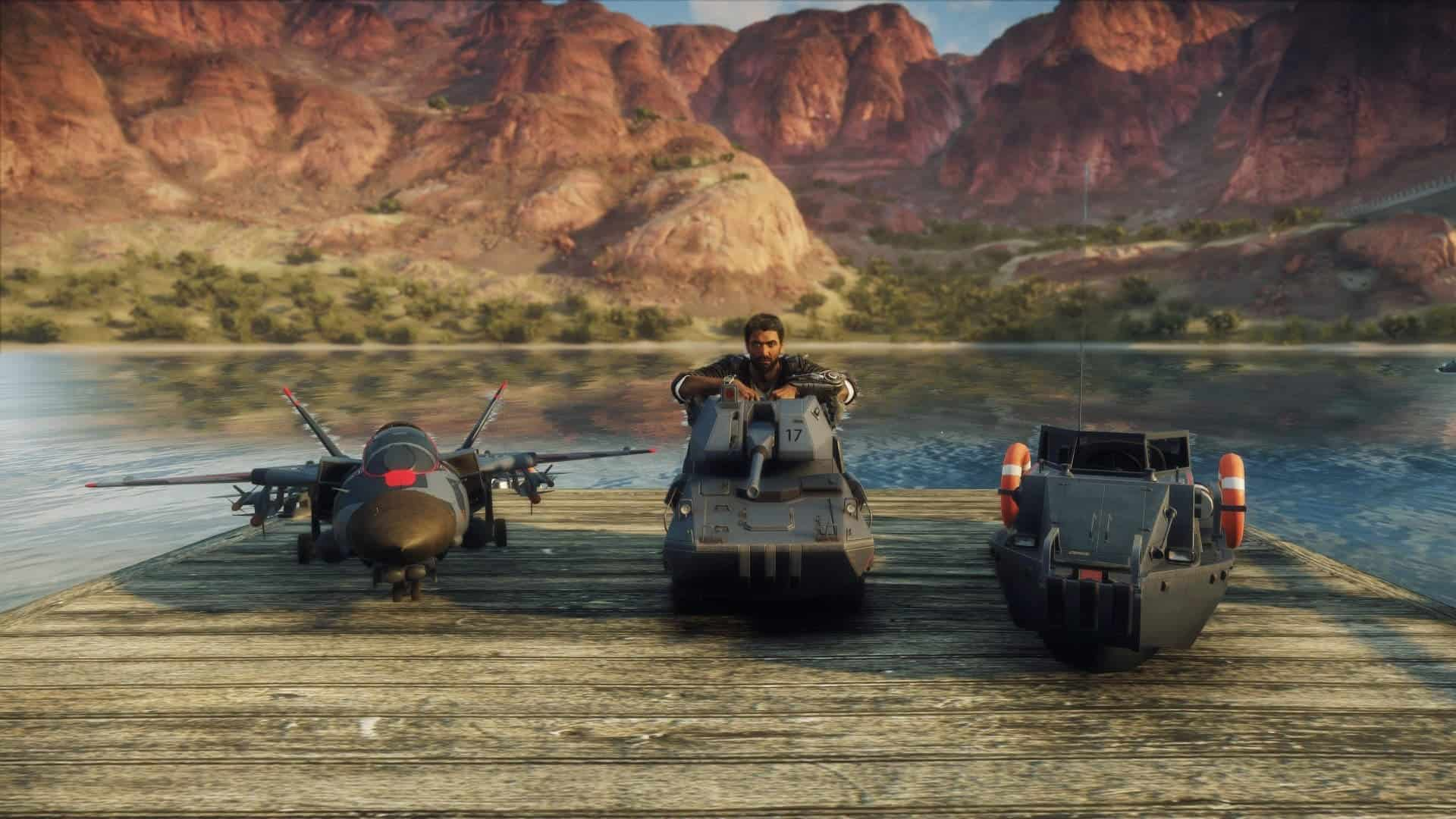 The Just Cause 4 Trials, Toys & Terror Update Arrives