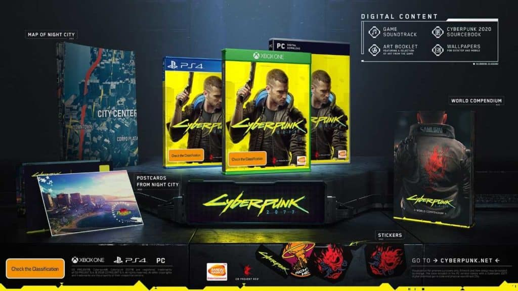 Cyberpunk 2077 - Release Date, Pre-Orders, New Trailer Revealed