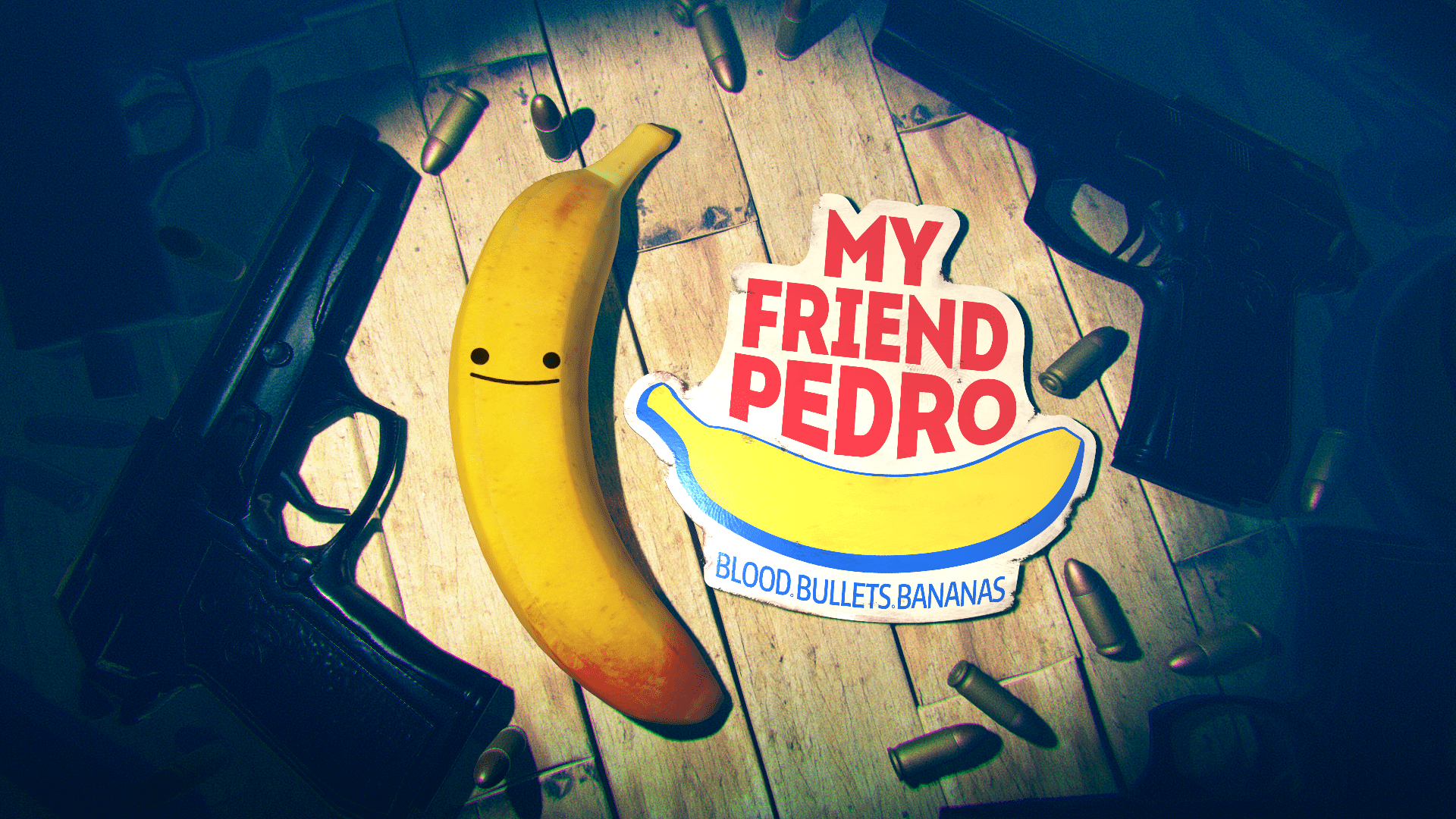 My Friend Pedro Arrives for PlayStation 4