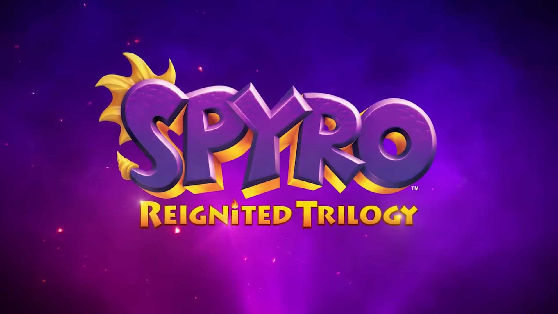 Spyro Reignited Trilogy Glides Over To Nintendo Switch And PC This Summer