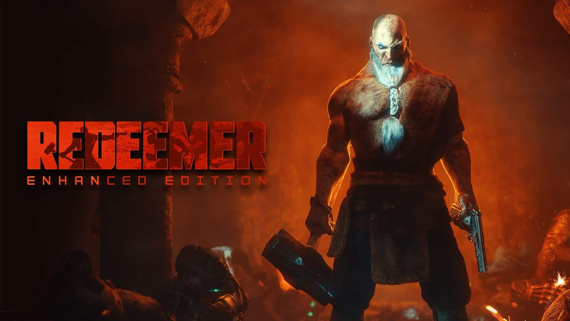 Redeemer: Enhanced Edition Out Now
