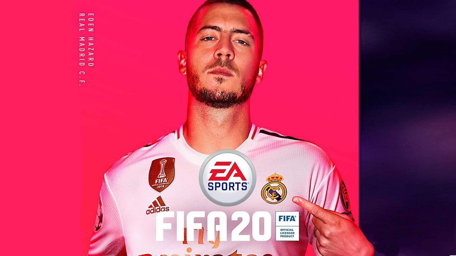 EA SPORTS Unveils Eden Hazard And Virgil Van Dijk On Covers Of FIFA 20
