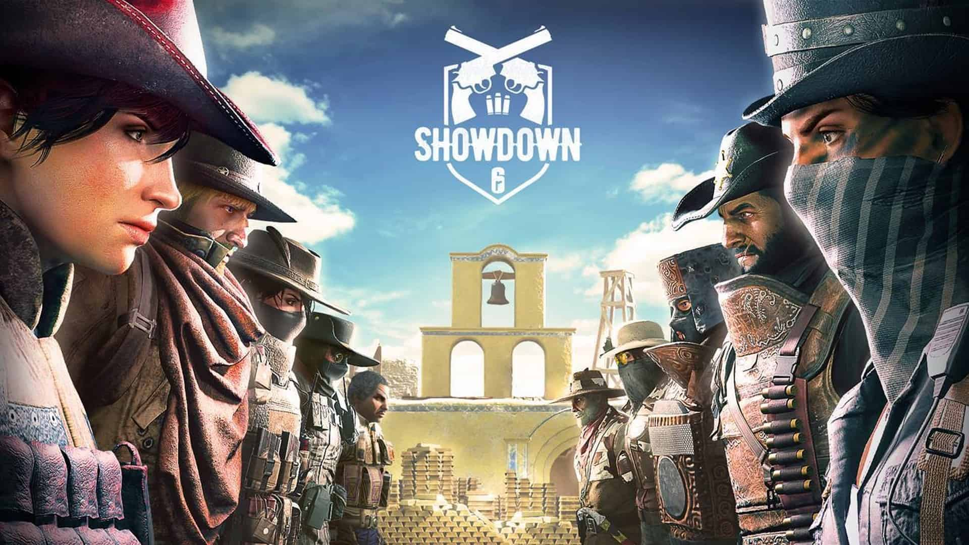Ubisoft Announces Tom Clancy's Rainbow Six Siege Limited-Time Showdown Event