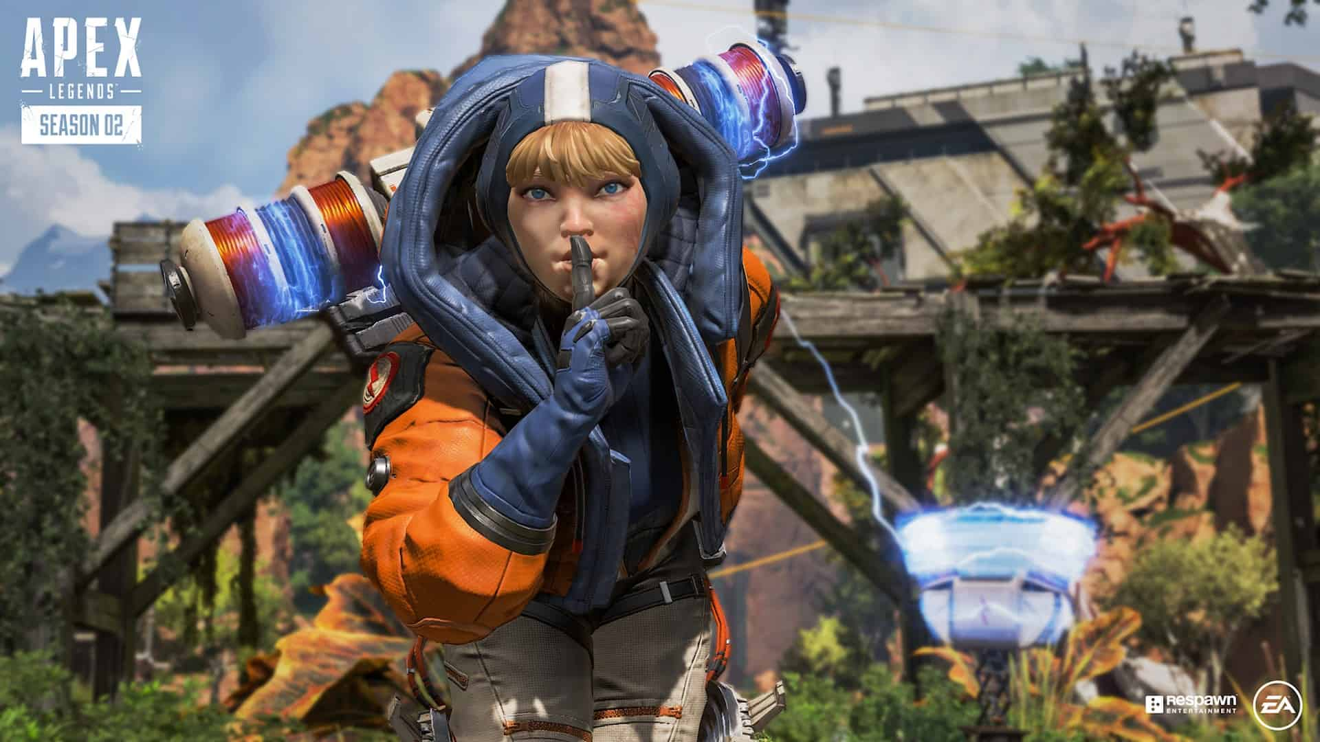 Apex Legends – Season 2: Battle Charge Out Today