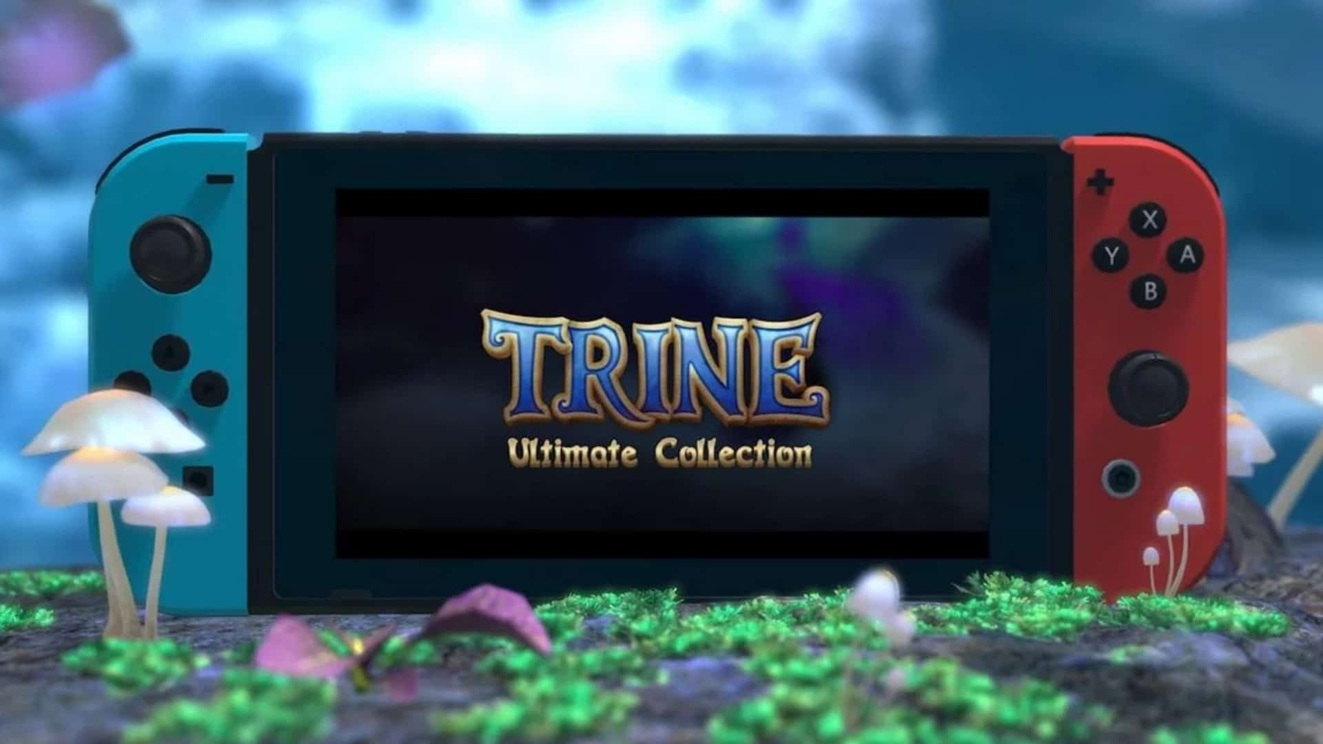 Trine: Ultimate Collection Confirmed For Nintendo Switch This Spring