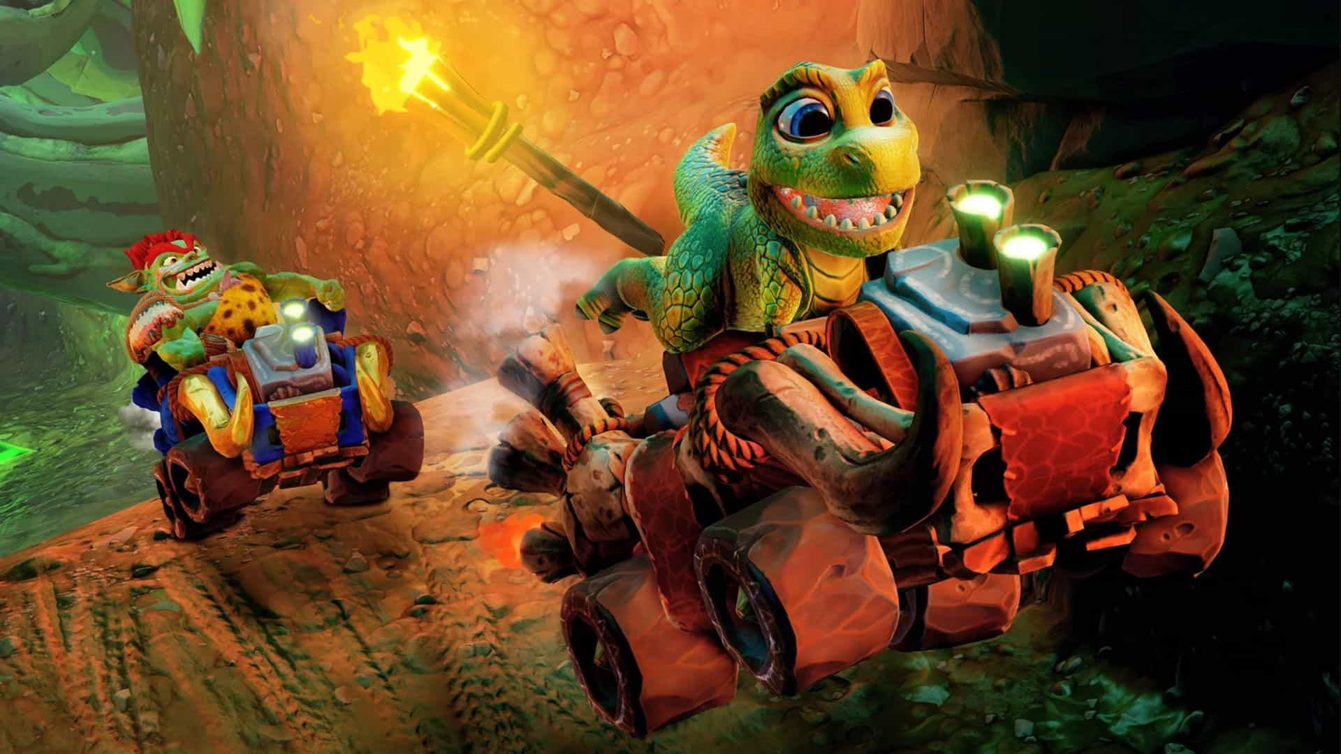 Crash Team Racing Nitro-Fueled Goes Back N. Time With Next Grand Prix
