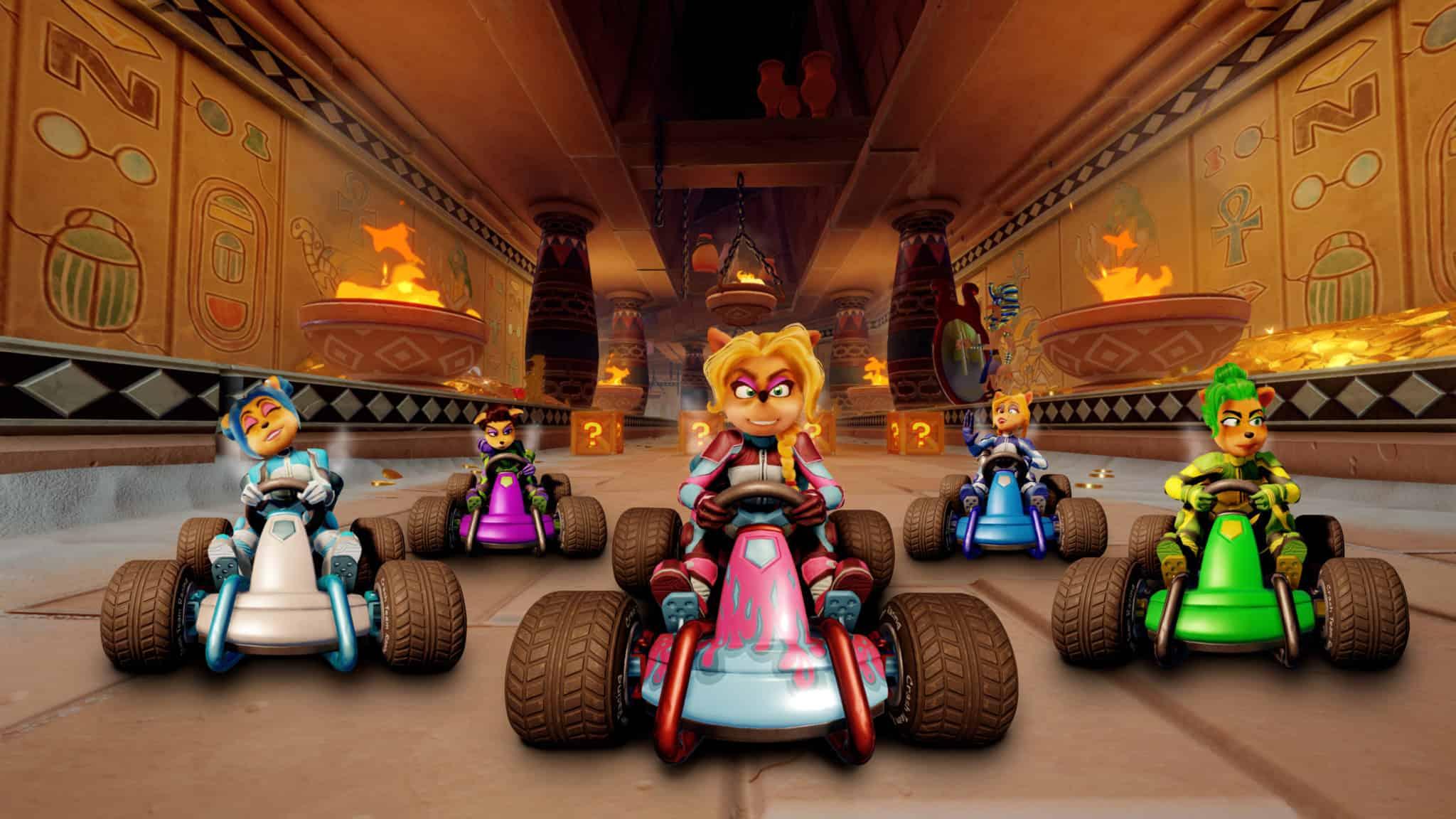 Crash Team Racing Nitro-Fueled's Grand Prix Has Arrived