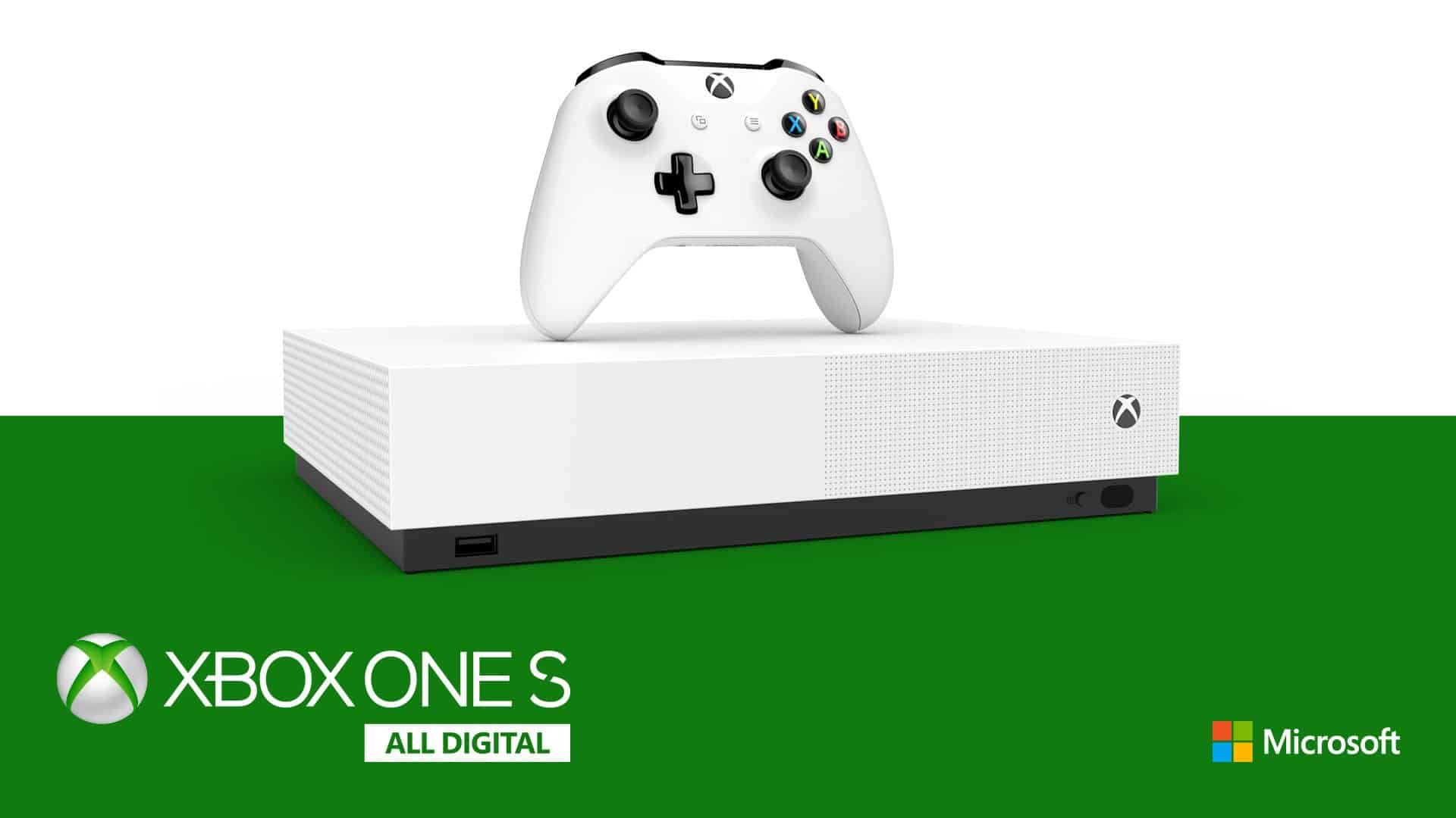 Xbox One S All-Digital Edition Pre-Order Available From Today In ANZ