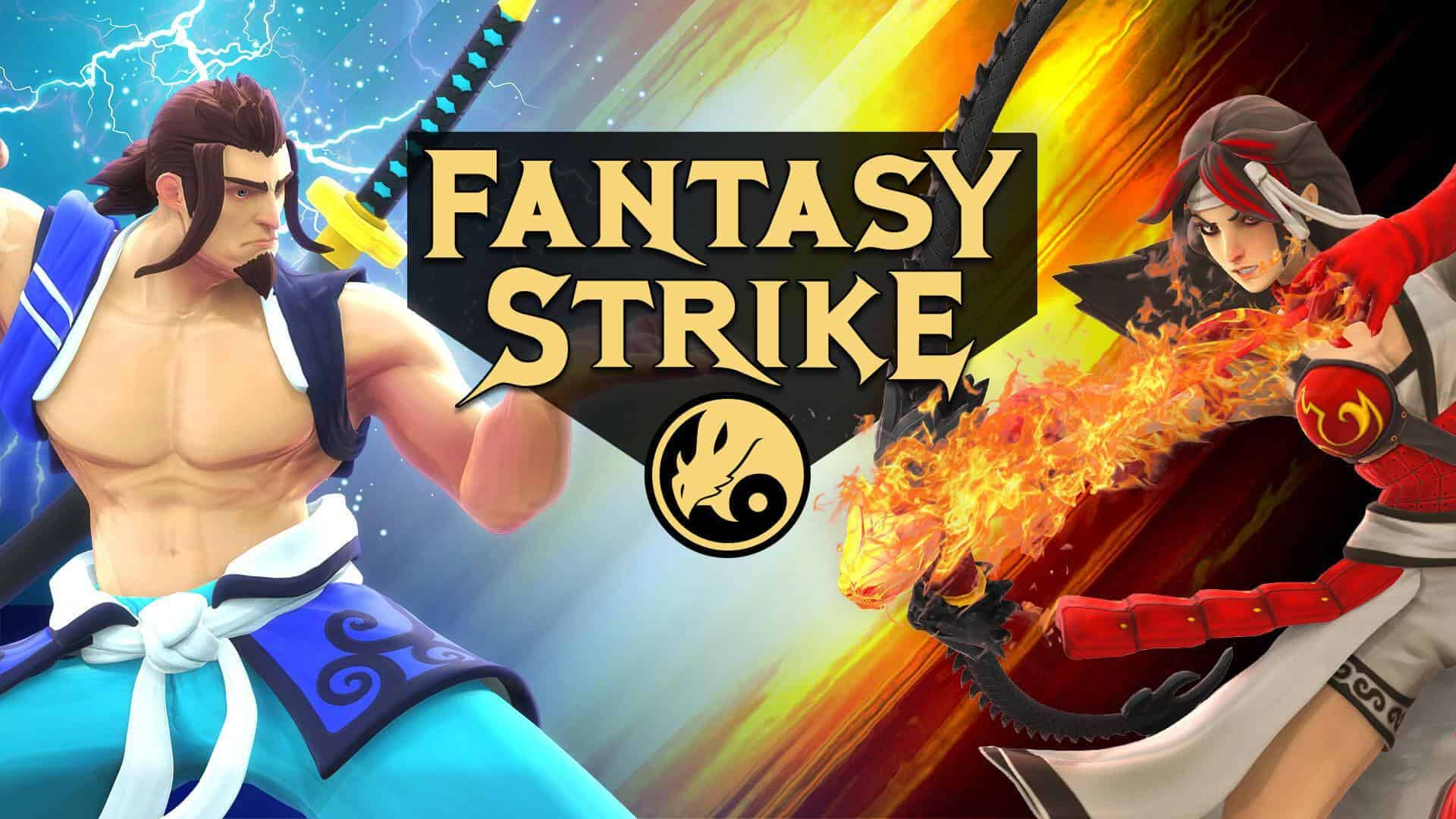 Fantasy Strike Now Available For Nintendo Switch, PlayStation 4, PC