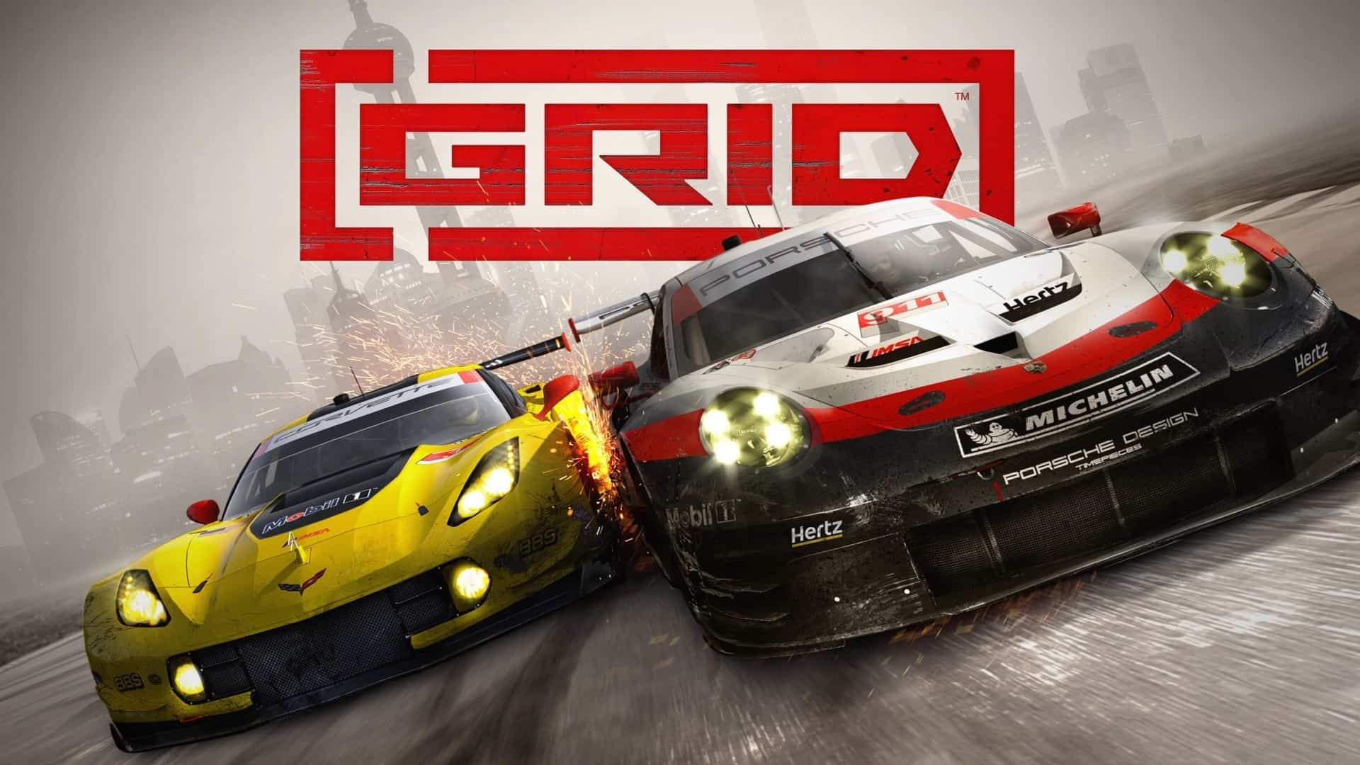 Race For Glory In First GRID Gameplay Trailer