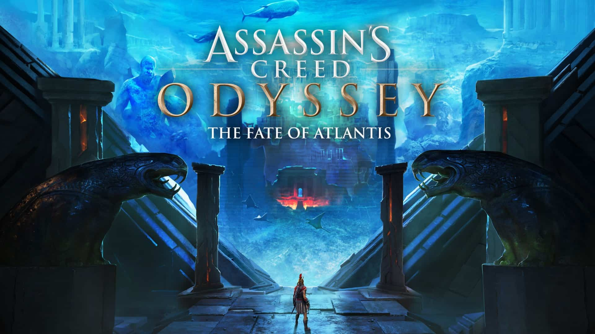 The Final Episode Of Assassin's Creed Odyssey: The Fate Of Atlantis Now Available
