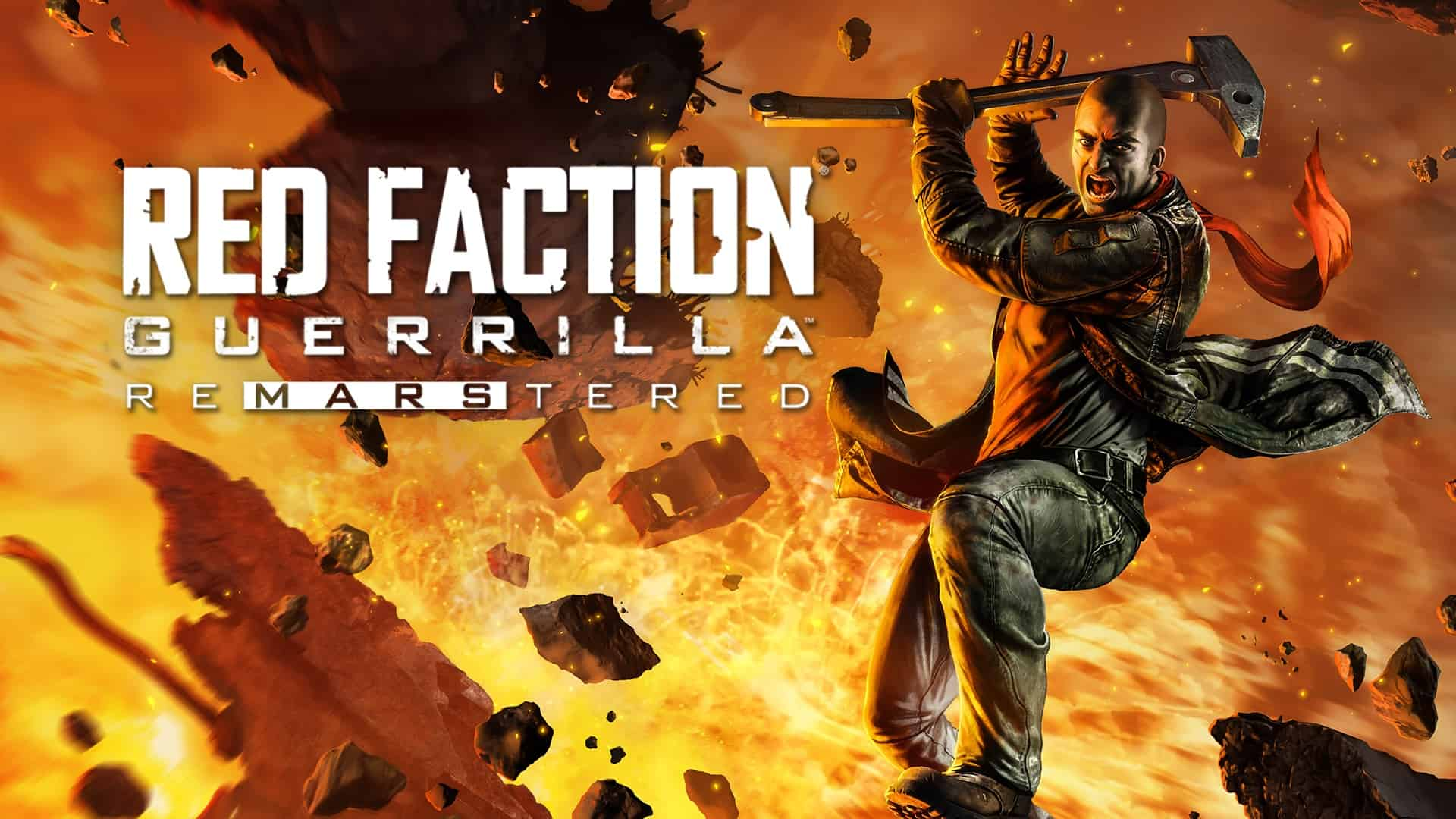 Red Faction Guerrilla Re-Mars-tered Out Now On Nintendo Switch