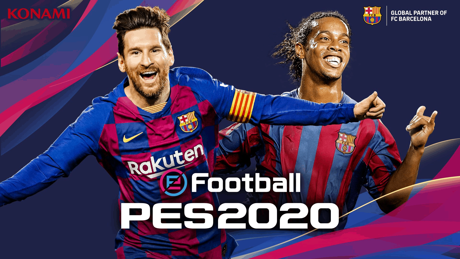eFootball PES 2020 Global Cover Revealed And DEMO Available Today