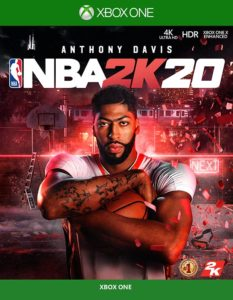 Anthony Davis And Dwyane Wake Unveiled As Iconic Cover Stars For NBA 2K20