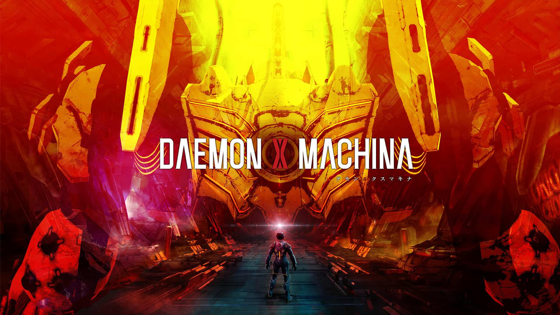 DAEMON X MACHINA Orbital Limited Edition For Nintendo Switch Coming To Australia, New Zealand And Europe