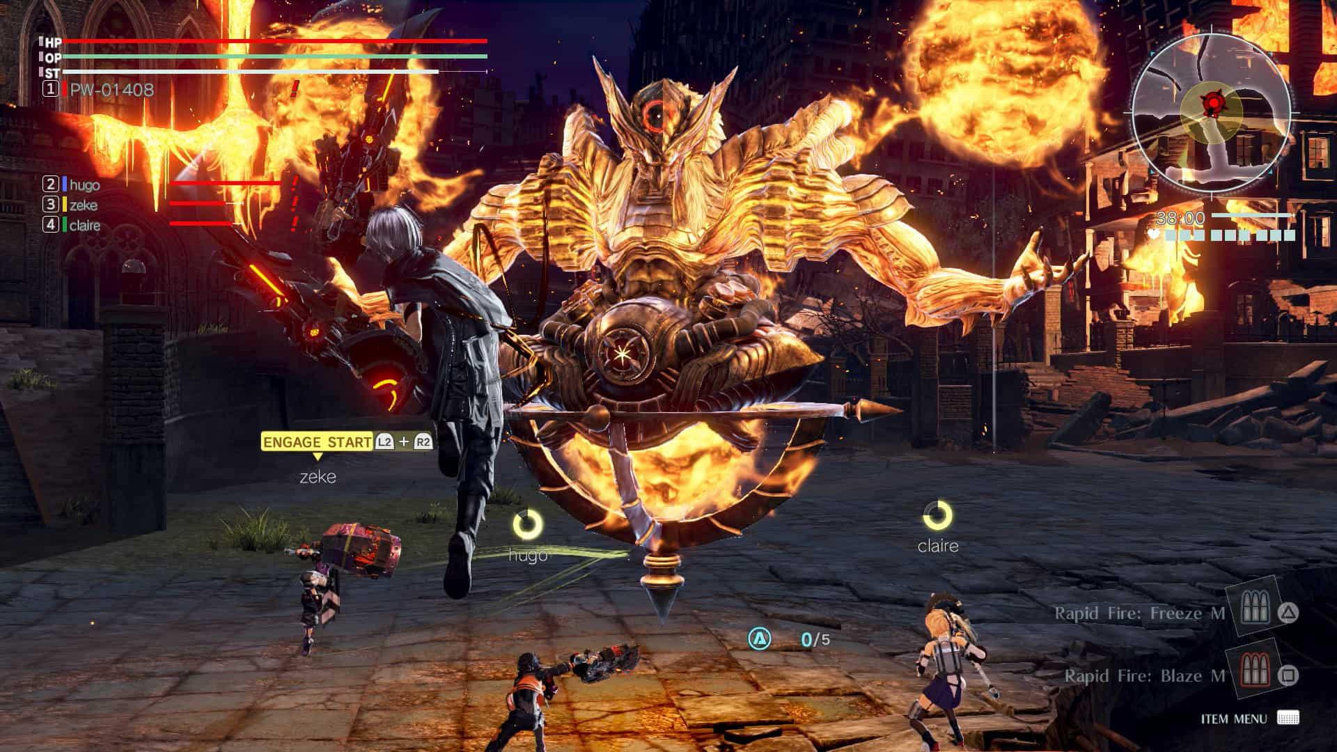 God Eater 3 (Playstation 4) - Review