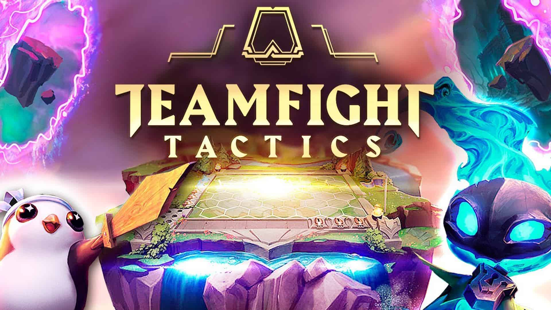 League of Legends Launches First Key Patch For Teamfight Tactics
