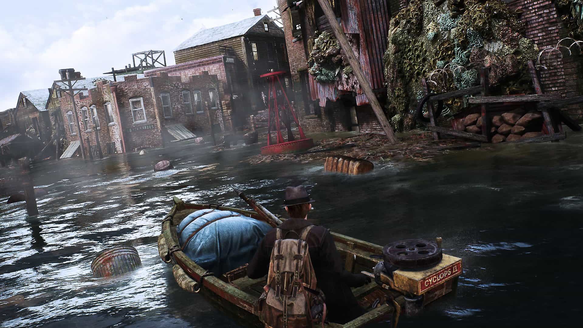 The Sinking City - Review