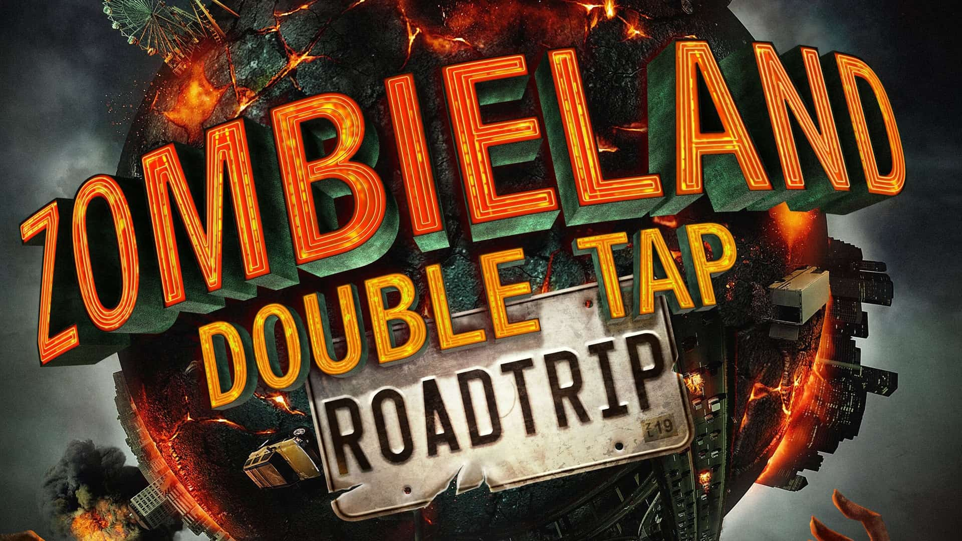 Zombieland: Double Tap – Road Trip Coming To Gaming Consoles & PC On Oct 15th 2019