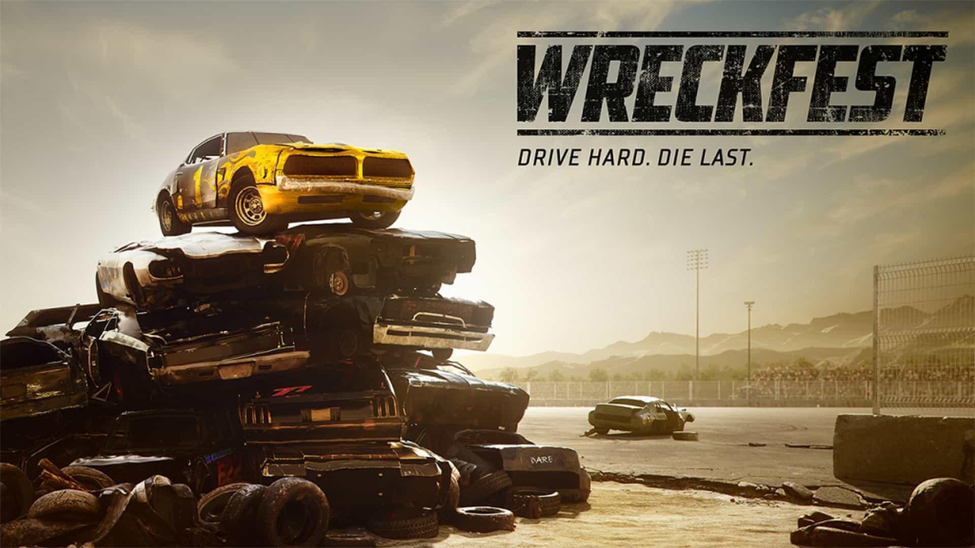 Bring The Pain! Meet Sheriff, The Crasher In New Wreckfest Trailer