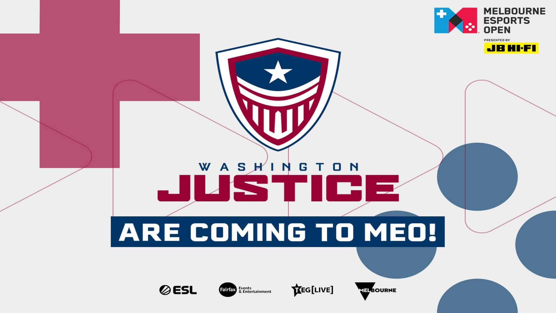 International Overwatch League Superstars To Close Out The Melbourne Esports Open
