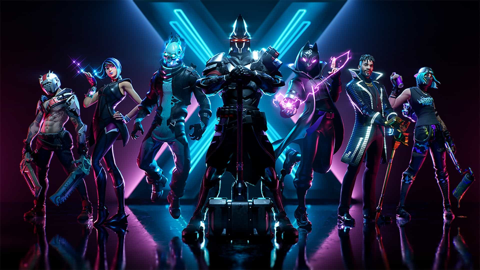 Epic Games Launches Fortnite Season X – Out of Time