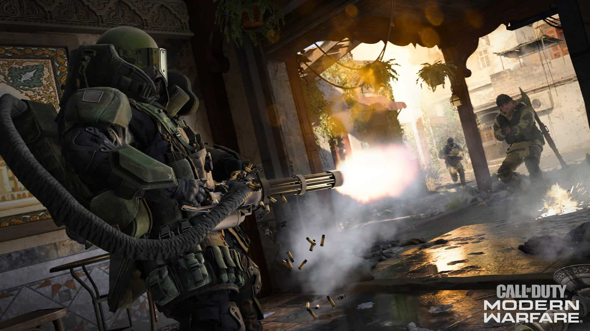 Call Of Duty Modern Warfare Introduces The Ultimate Multiplayer