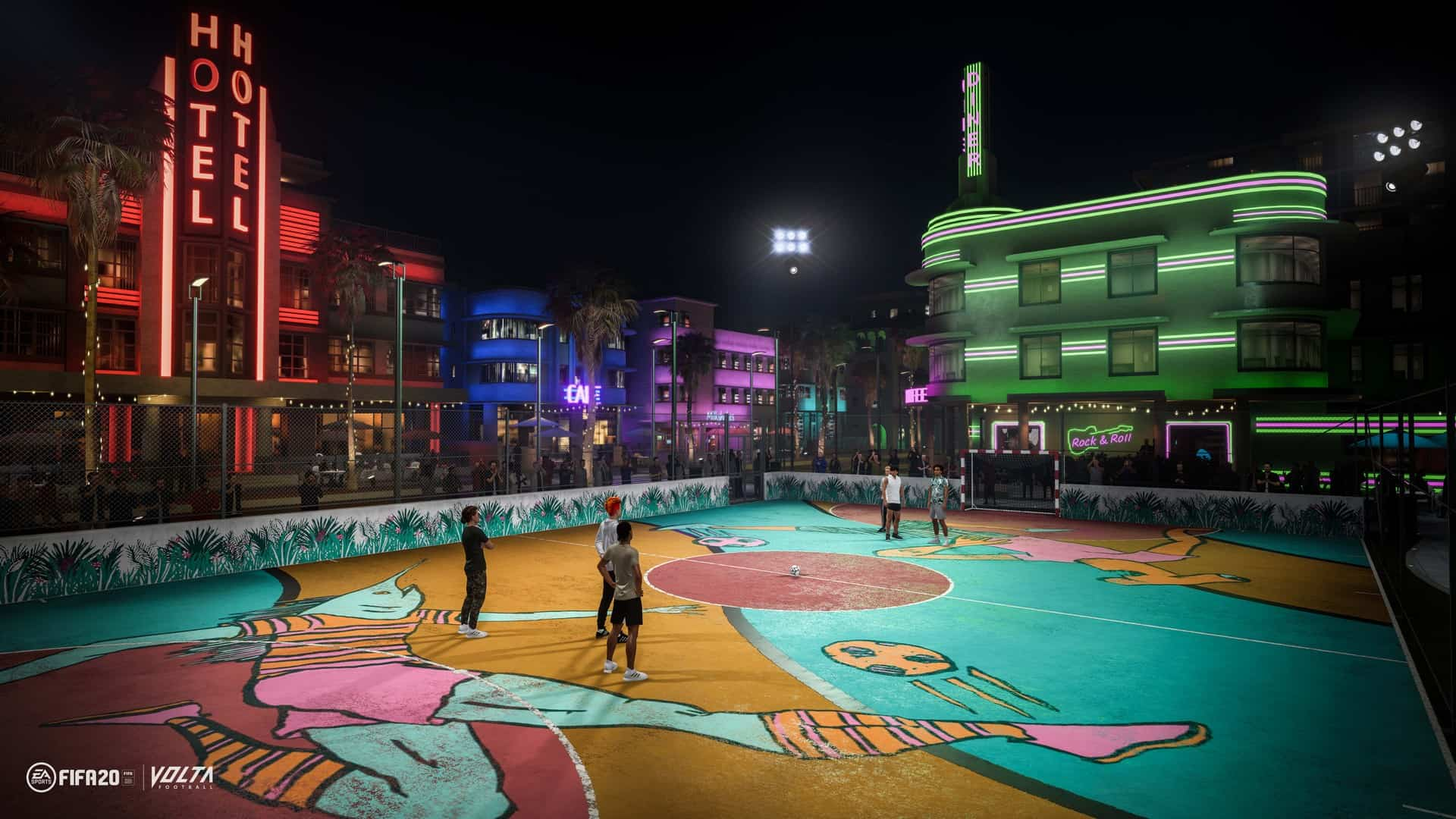FIFA 20 Takes Players Back To The Streets with VOLTA Football
