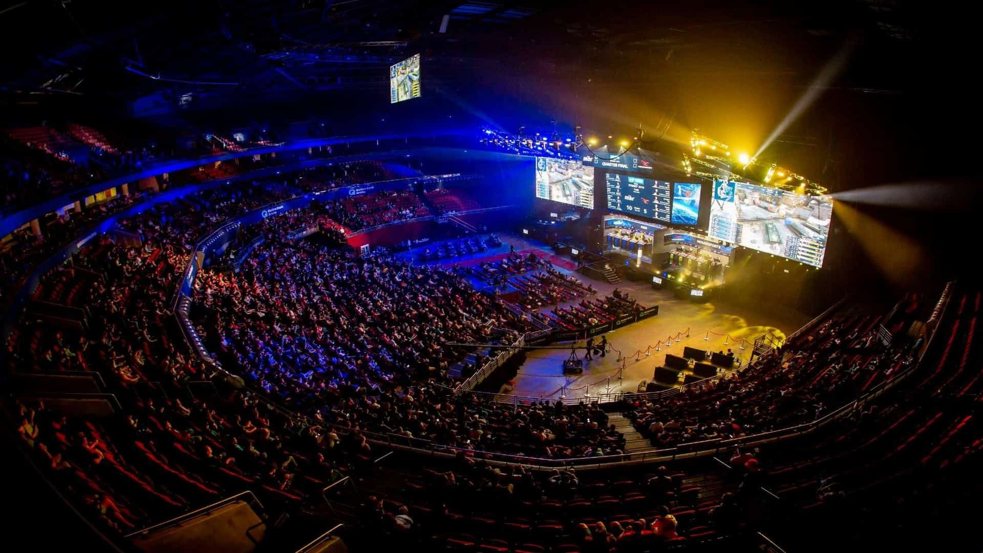 ESL's Major Tournaments Record 90% Growth In Viewership By