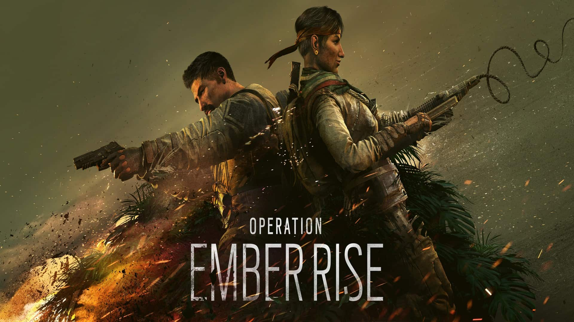 Tom Clancy's Rainbow Six Siege Operation Ember Rise Is Now Available