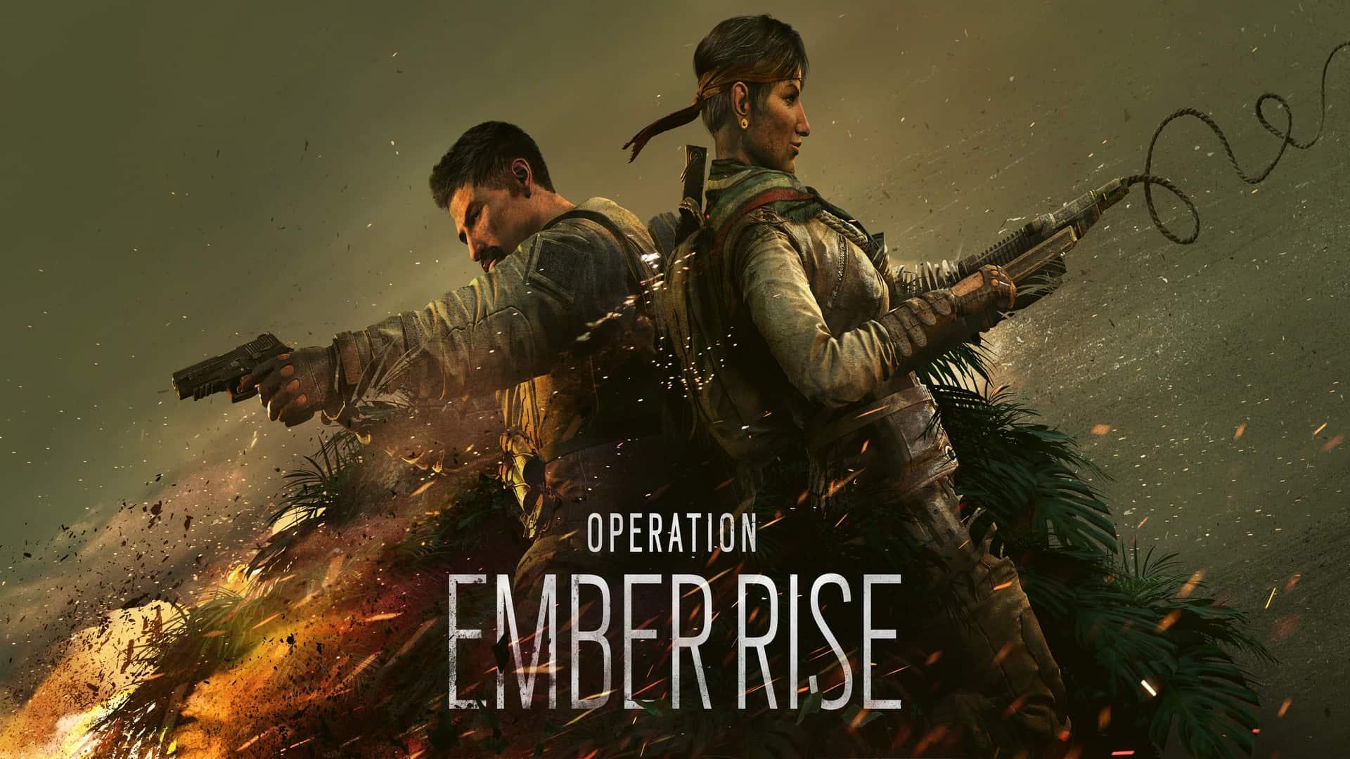 Tom Clancy's Rainbow Six Siege Reveals Operation Ember Rise