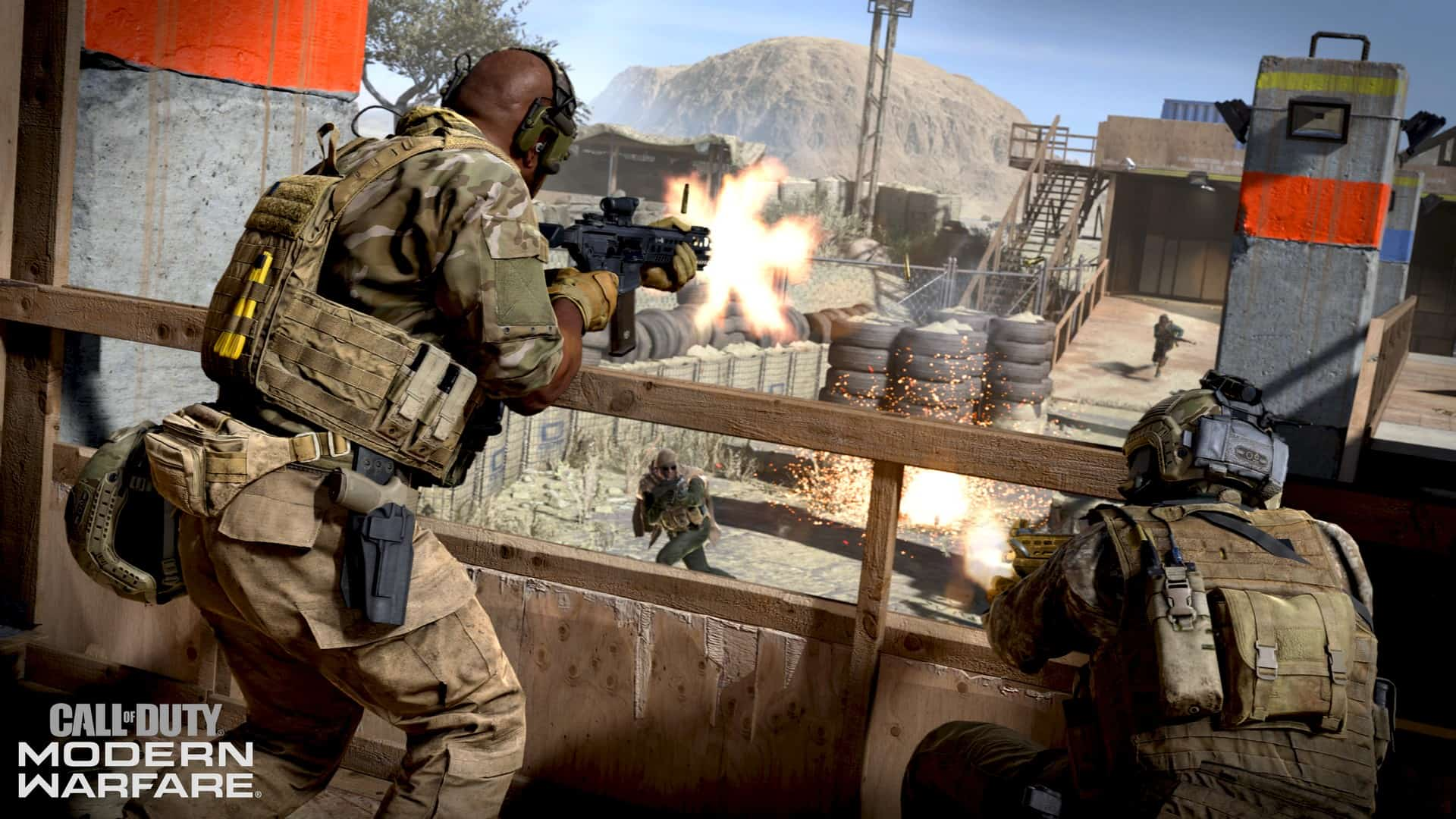 Play Call of Duty: Modern Warfare 2V2 This Weekend In The Alpha Test – Free To Everyone Exclusively On Playstation 4