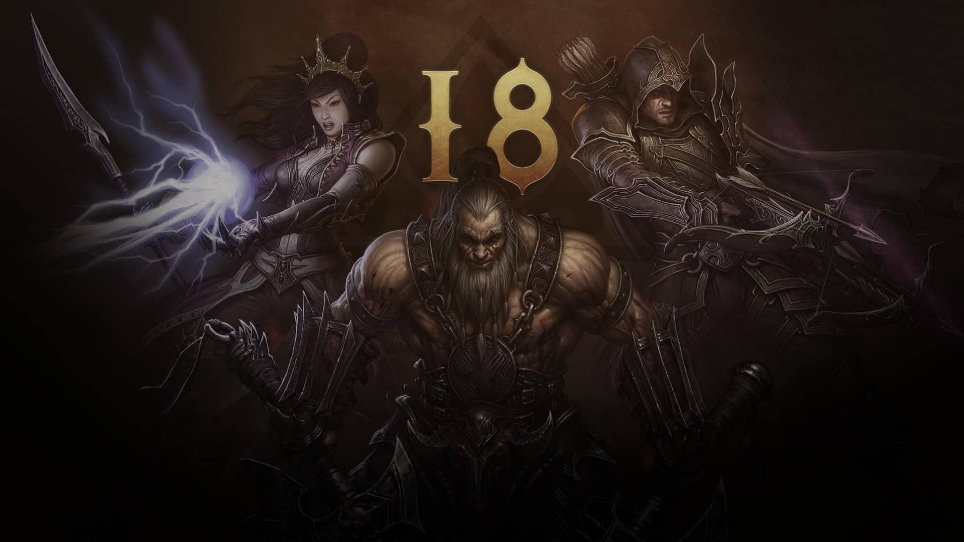 Diablo III's Season 18 Kicks Off Tomorrow