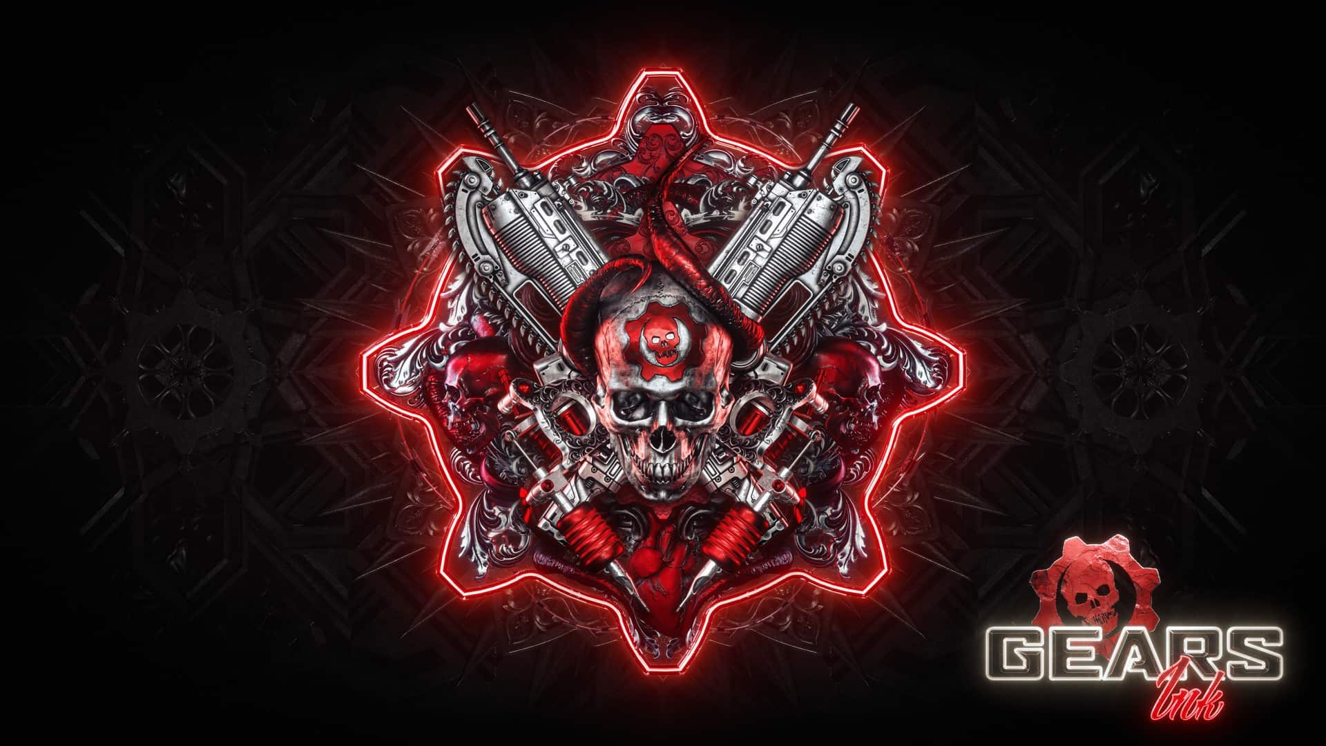 Watch Gears Fans Be Forever 'Bound by Blood' (And Ink) Via Livestream