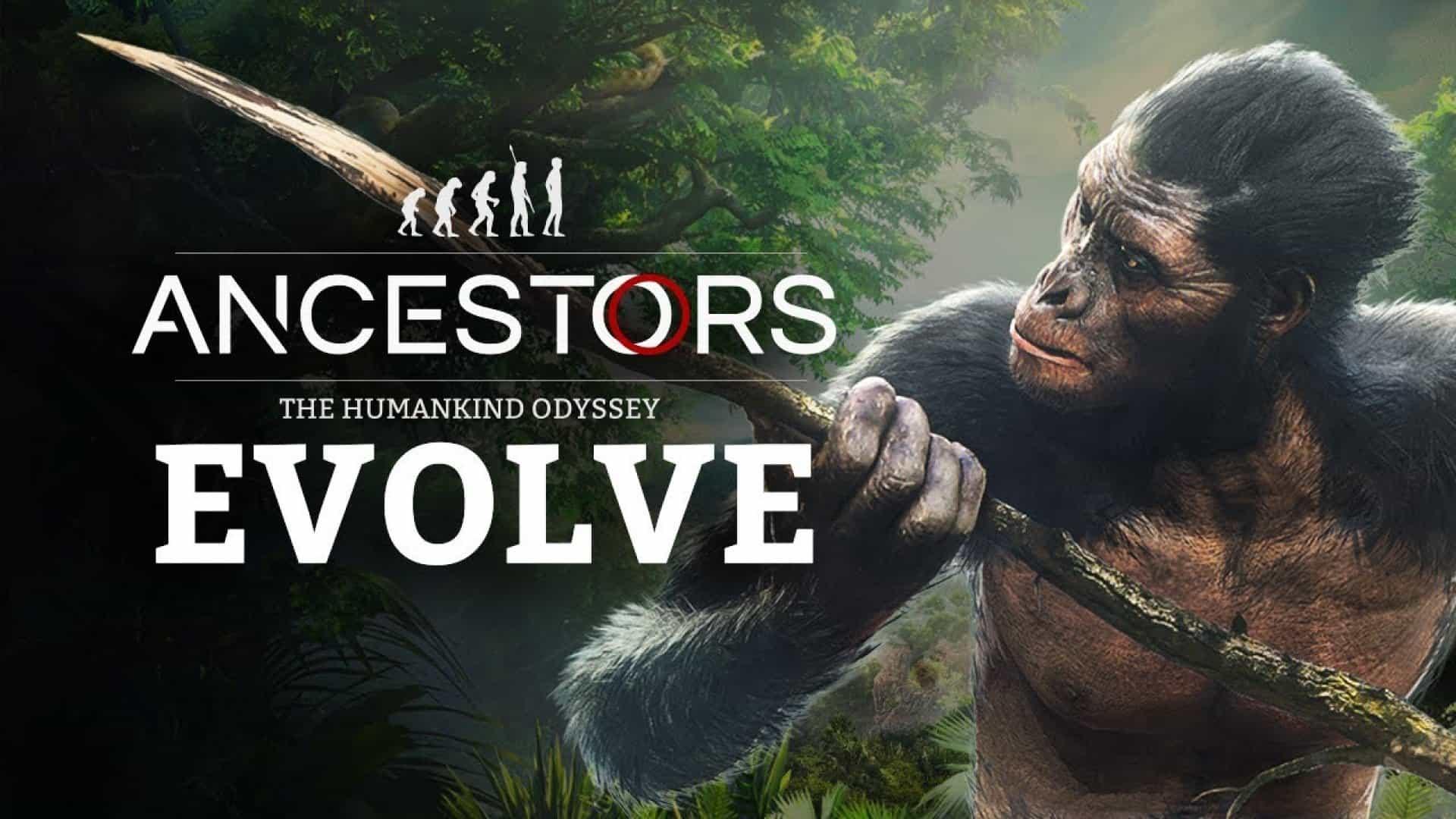 Ancestors: The Humankind Odyssey – 101 Trailer Episode 3: Evolve