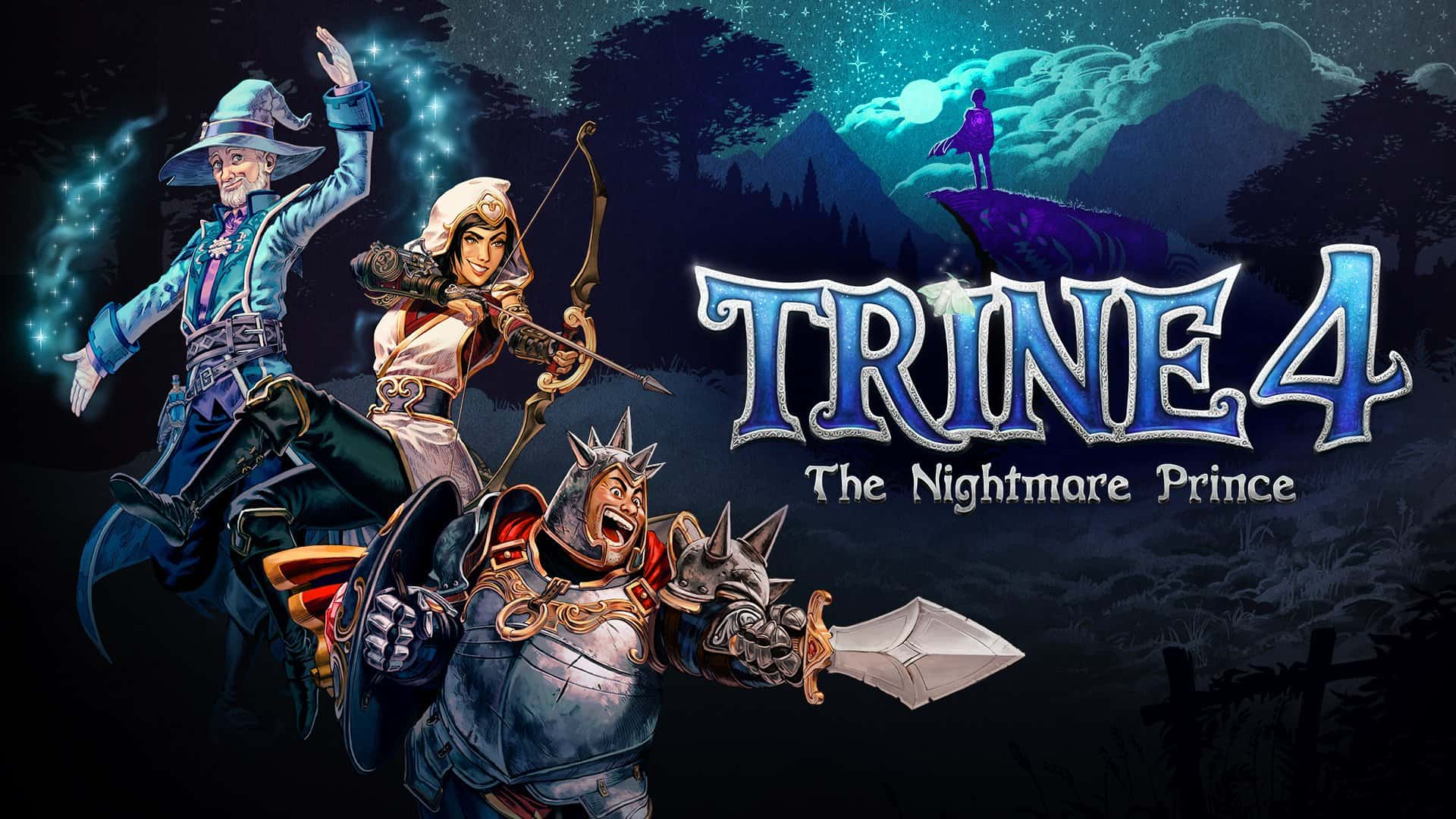 Trine 4: The Nightmare Prince Arrives October 8th, New Gameplay Trailer Reveals Gorgeous New Footage