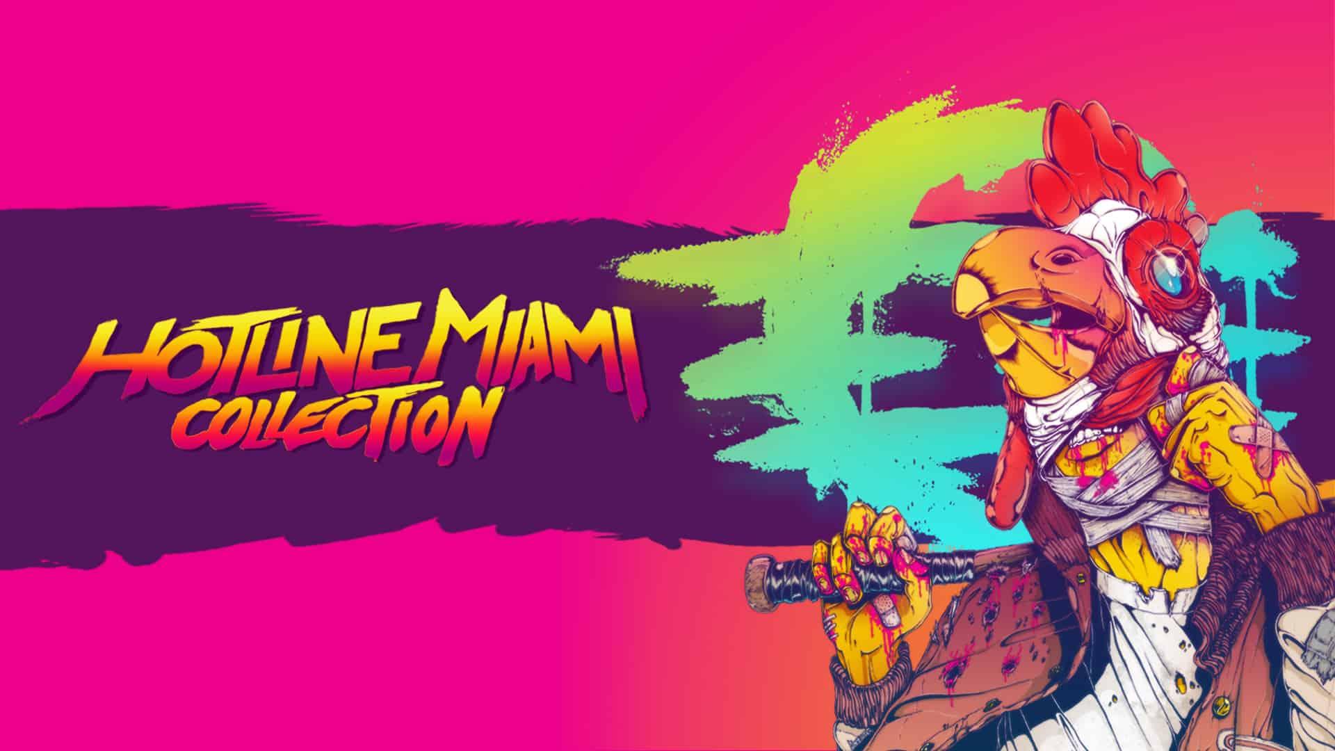 Devolver Announces Hotline Miami Collection for Nintendo Switch