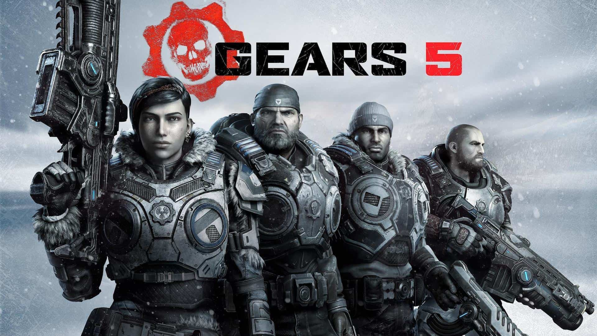 Radeon Gamers Armed to Take On The Swarm in Gears 5