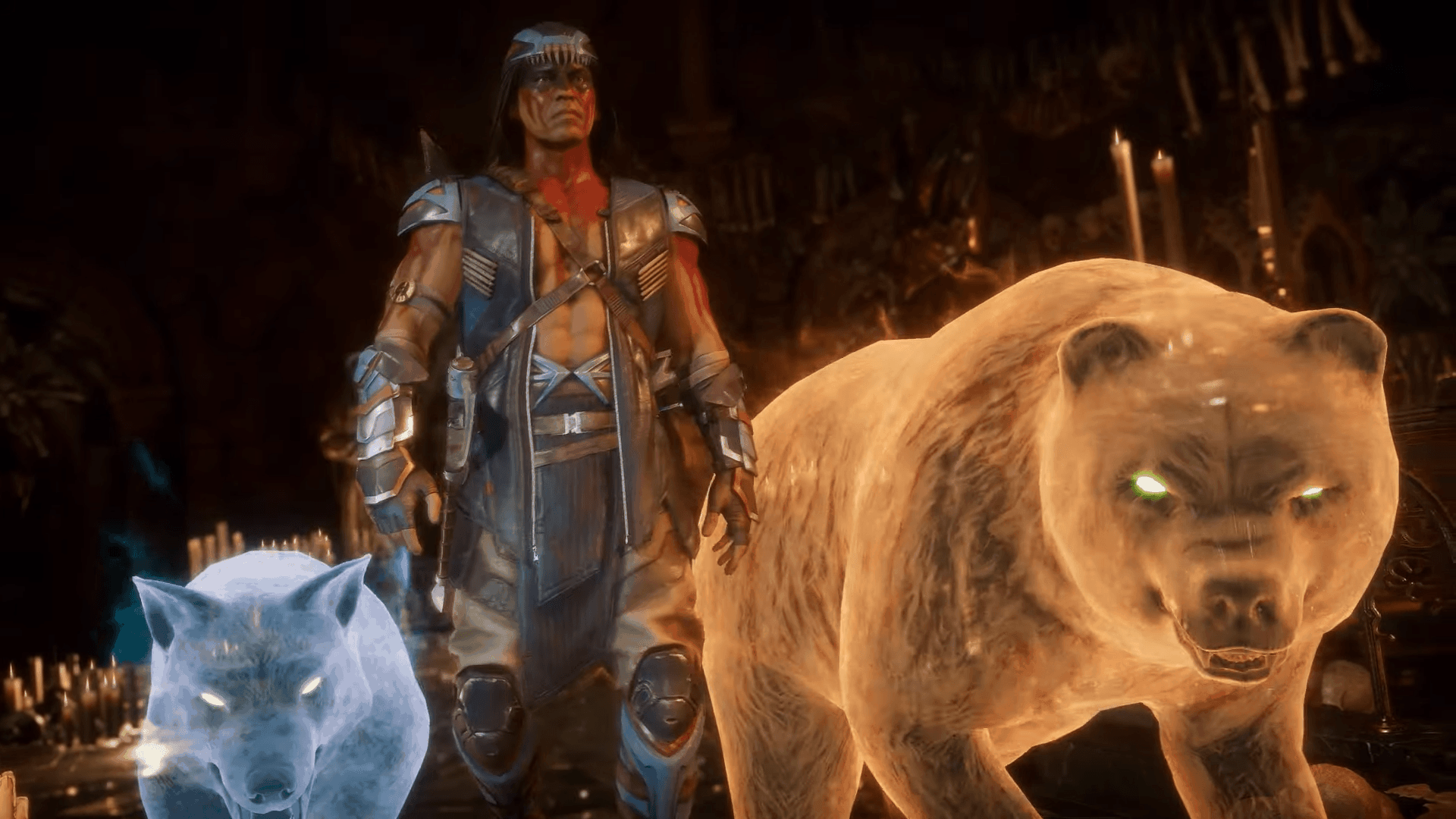 New Mortal Kombat 11 Gameplay Trailer Showcases The Next Playable Character – Nightwolf