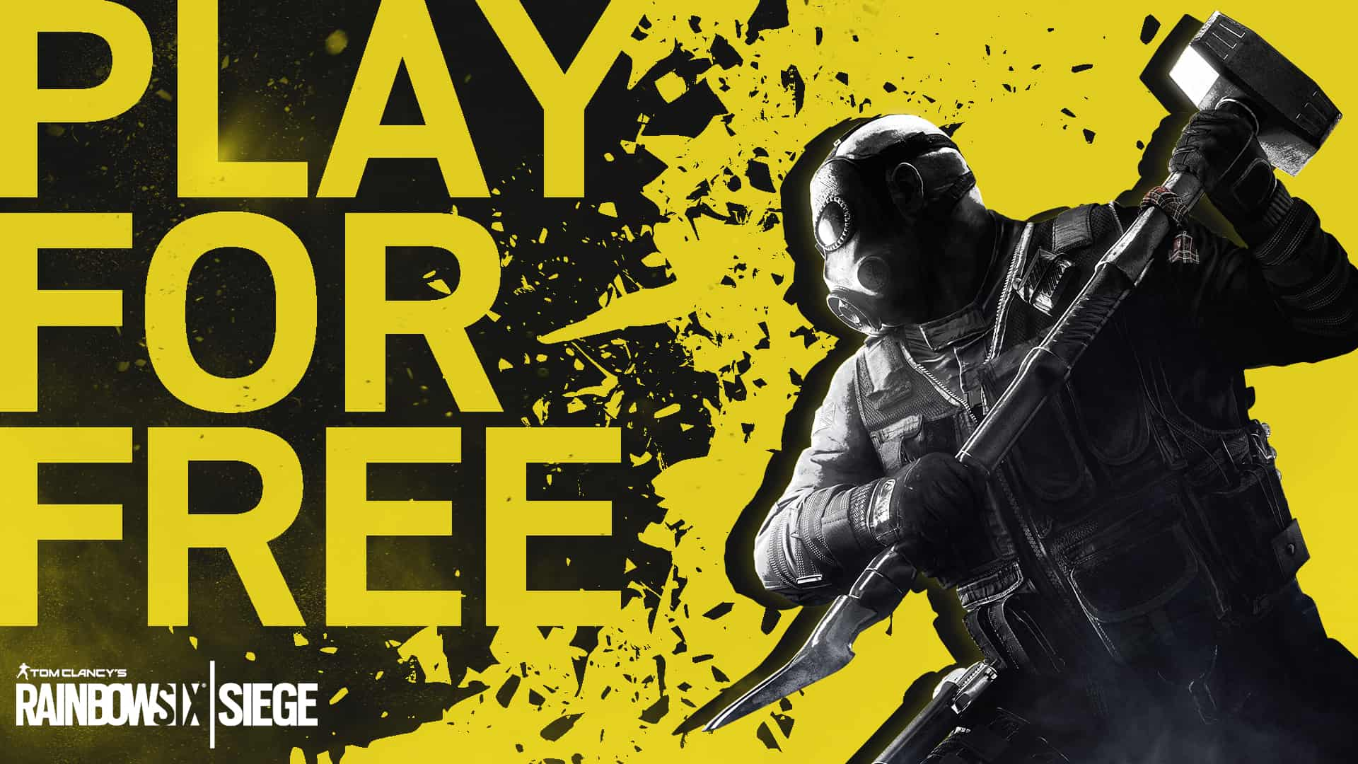 Tom Clancy's Rainbow Six Siege Announces Free Play Week Starting August 28th