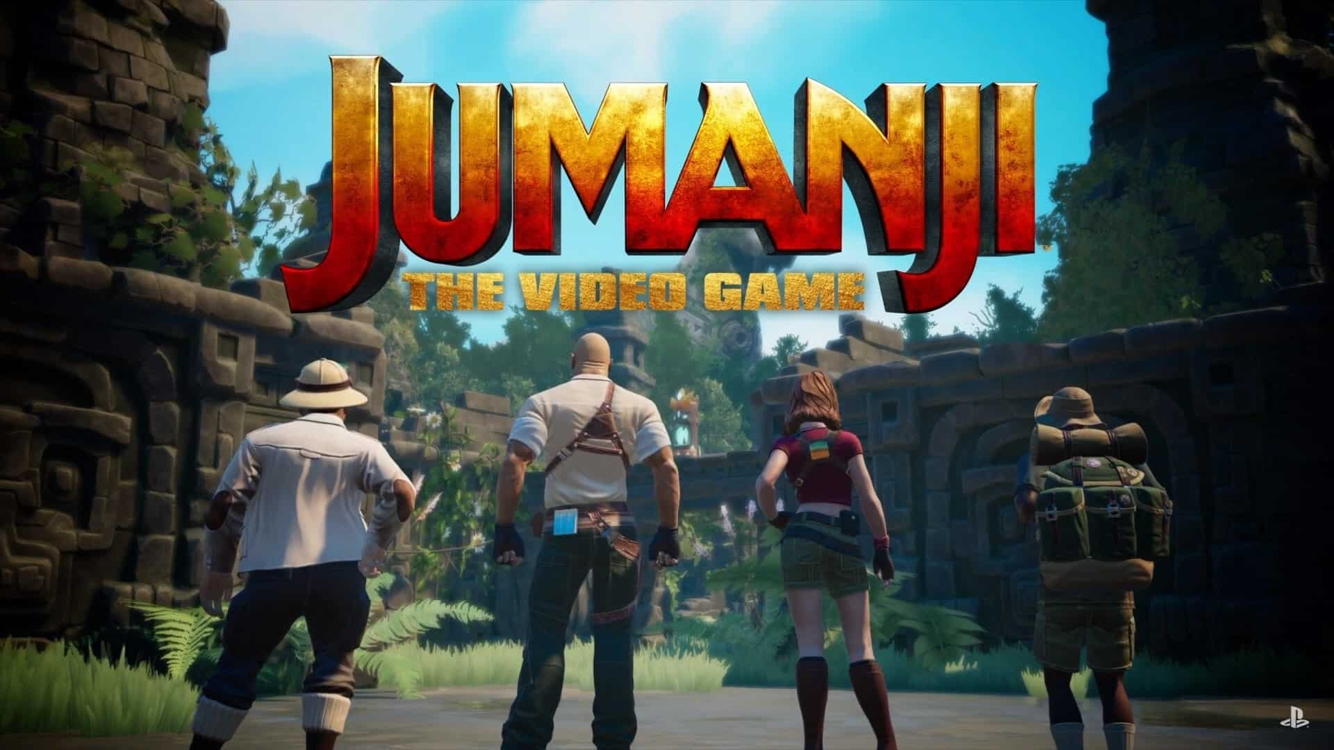 Jumanji: The Video Game Releases Today On PS4, Nintendo Switch, Xbox One & PC Digital